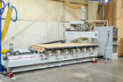 WEEKE BP 140 CNC Machining Center w/ Auxiliary Spindle & Flat Table 4x10, 4x12