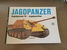 SCHIFFER MILITARY PUBLISHING VOL. 40 - JAGDPANZER IV- JAGDPANTHER
