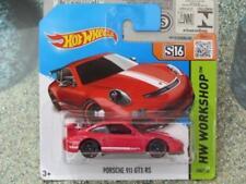 Voitures, camions et fourgons miniatures rouge GT pour Porsche