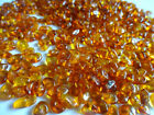 Genuine Baltic amber chips beads for children's necklaces 5gr, about 60 chip