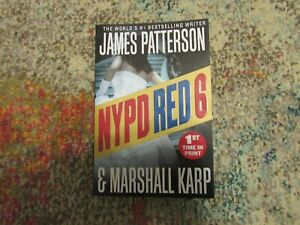 NYPD Red 6 by James Patterson (Large Paperback – 2020) Read Once