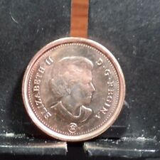 CIRCULATED 2012 1 CENT CANADIAN COIN(100617)2
