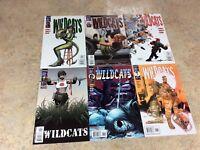 WILDCATS #2,3,3,4,5,6 LOT OF 6 NM COMIC 1999-2000 WILDSTORM