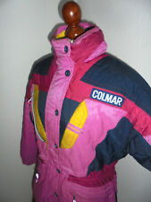 90s vintage COLMAR Skijacke Jacke 90er Jahre ski jacke blouson I44 D38 S (M)