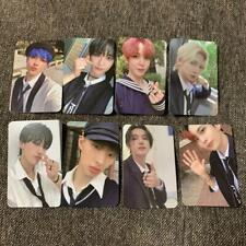 ATEEZ Music Korea photocard 8 Set ZERO:FEVER Fansign musicart SAN Seong Hwa