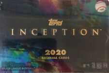 2020 Topps Inception U-Pick Base/ RC/ Parallel