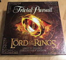 Trivial Pursuit Lord of the Rings Trilogy Edition 2003 Never Used