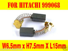 Carbon Brushes For Hitachi 999068 CR18DL CD18DSLP4 18V battery Reciprocating Saw