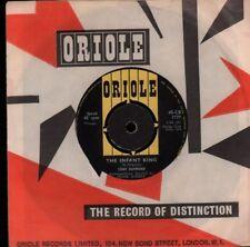 "Tony Raymond(7"" Vinyl)The Infant King/ Becouse Of You-Oriole-45-CB 1777-VG/Ex"