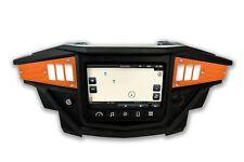 6 Switch Upgrade Dash Panel Orange for Polaris XP1000 Ride Command