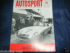 Innes Irlanda gana Goodwood 1960 Briggs Cunningham F1 F2 Jaguar le mans e prueba