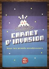 Space Invader New Museum Print Art Flier France Poster Sold out Invasion Le Muse