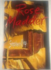 Rose Madder by Stephen King (1995, Hardcover)