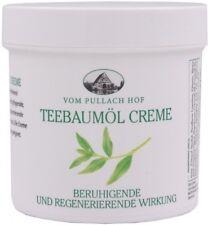 (1,40€/100 ml) Teebaumöl Creme 250 ml - beruhigende und regenerierende Wirkung