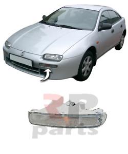 Pour Mazda 323 F 1994-1998 Neuf Avant Pare-Choc Côté Clignotant Blanc Gauche