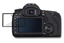 LCD PROTECTION VERRE pour Canon EOS 5D Mark III, 5D Mark 3, 5DS