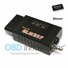 ELM327 Bluetooth OBD2 Scanner with Modified HS CAN MS CAN Switch PIC18F25K80