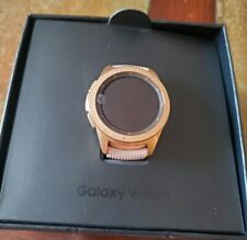 Samsung Galaxy Watch  42mm Rose Gold (PREOWNED)