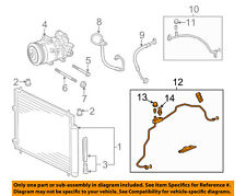 TOYOTA OEM Corolla A/C AC Condenser, Compressor-Liquid Line Tube 887100Z460