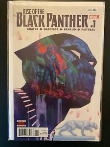 Rise of the Black Panther 1 High Grade marvel Comic Book CL95-182