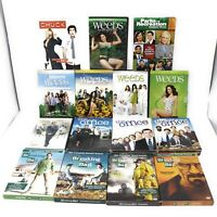TV Series Lot Breaking Bad The Office Weeds Parks & recreation & Chuck Dvd