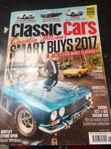 CLASSIC CARS MAY 2017-ASTON DB4-GHIA L6.4-MASERATI MYSTRAL SPYDER-TR2 PROTOTYPE