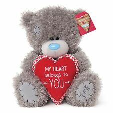 """Me to You 10"""" My Heart Belongs to You Valentines Plush Gift - Tatty Teddy Bear"""