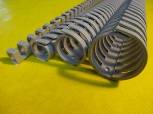 Verdrahtungskanal flexibel selbstklebend Schreibtisch Schaltschrank FLEX