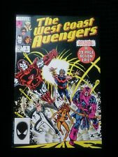 The West Coast Avengers - FIRST ISSUE - 1 Oct 1985