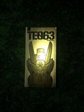 TEQ63 Quiccs Figure NES Design