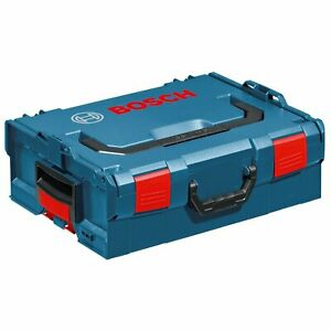 Bosch L-Boxx-2 1-Click Stacking Theft Security Locking L-Boxx Case, Size 2