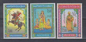 Algerien  464 - 66   Algerische Miniaturen     ** (mnh)