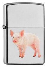 NEUHEIT!! ZIPPO Feuerzeug PIG Schwein Glücks - Schwein Spring 2016 NEU OVP