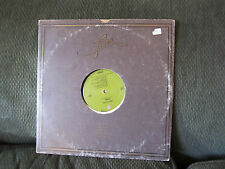 FACES Long Player 1971 Original WB WS 1892 Textured Cover Green Labl rod stewart