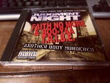 Faith No More & Boo-Yaa Tribe - Another Body Murdered Radio U.S. Promo CD Single