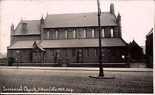 Attercliffe, Sheffield. Immanuel Church # 1409 by M&S.