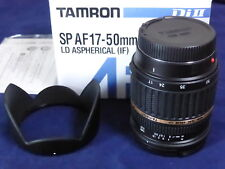 Tamron AF 17-50mm F/2.8 XR Di-II LD SP Aspherical IF Zoom Lens for Nikon New