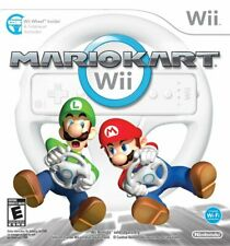 Mario Kart Wii con Wii rueda