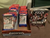 2020-21 Panini Prizm Draft Picks Basketball Cello Pack Fat Hanger New Sealed