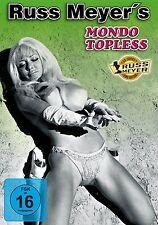 RUSS MEYER:MONDO TOPLESS-KINOEDITION  DVD NEU