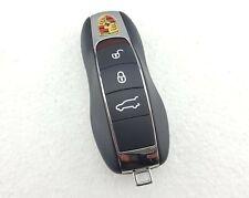 Porsche Cayenne / Panamera 3 Button Remote Smart Key Fob - Tested (Excellent)