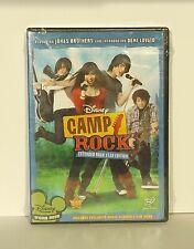 Disney Camp Rock (DVD, 2008) NEW REGION 1 Demi Lovato The Jonas Brothers