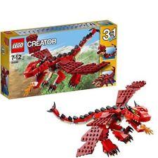 Dragon Multi-Coloured LEGO Buidling Toys