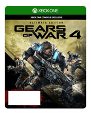 Gears of War 4: Ultimate Edition (Microsoft Xbox One, 2016)