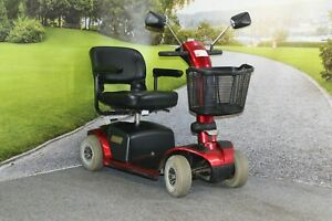 🌞SPRING SALE🌞 PRIDE COLT - 4 MPH  MID RANGE SMALL MOBILITY SCOOTER