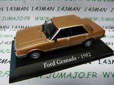 RBA21M voiture 1/43 RBA Italie IXO :  FORD GRANADA 1982