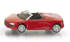 SIKU Audi R8 Spyder Die-cast sports Toy Car NEW IN BOX #1316