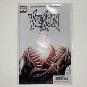 Venom # 3 First Appearance Of Knull Comic Book Slightly Damaged 1st Print