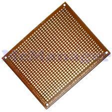 Perforados Pre Baquelita 1.2mm Solo Lado Prototipo PCB Placa 80x80 matriz de cobre