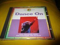 "CD ""COULEURS : DANCE ON"" The Chimes, Eighth Wonder, Fox The, Spagna, Dana DAWSON"